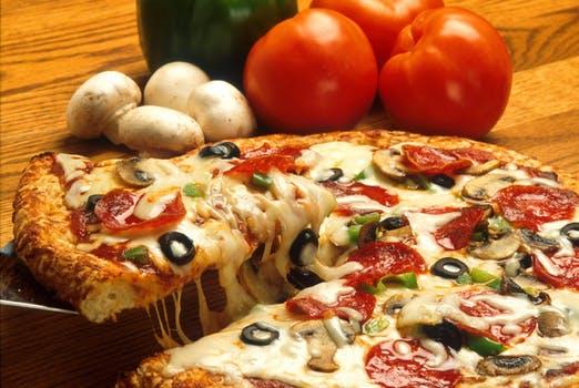 Spot Pizza Wovil